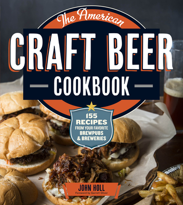 The American Craft Beer Cookbook Cover