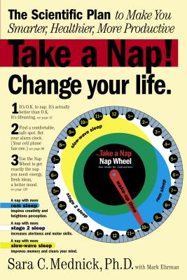Take a Nap! Change Your Life. Cover