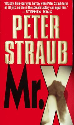 Mr. X: A Novel Cover Image