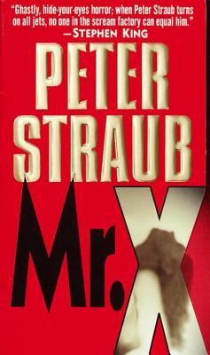 Mr. X Cover