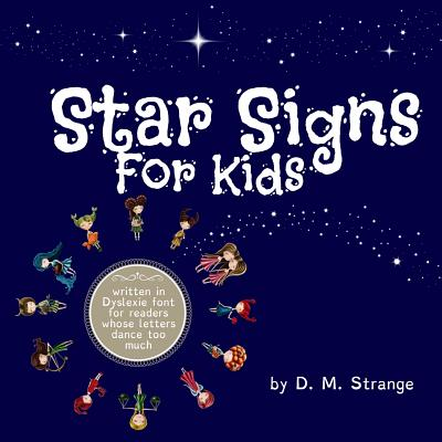 Star Signs For Kids Cover Image