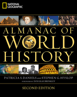 National Geographic Almanac of World History Cover