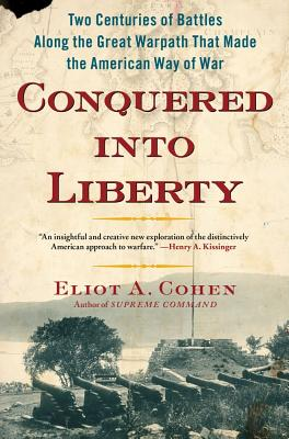 Conquered into Liberty Cover
