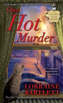 One Hot Murder Cover