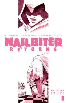 Cover for Nailbiter Volume 7