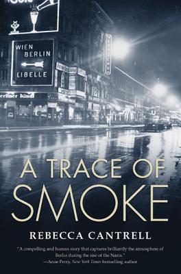 A Trace of Smoke (Hannah Vogel Novels) Cover Image