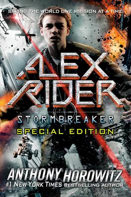 Stormbreaker: Special Edition (Alex Rider) Cover Image