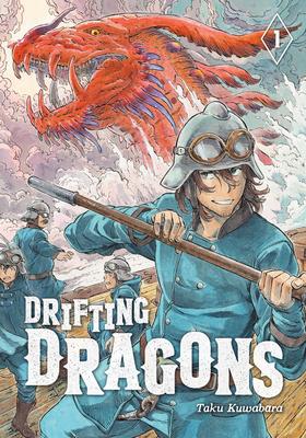Drifting Dragons 1 Cover Image