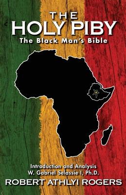 The Holy Piby: The Black Man's Bible Cover Image
