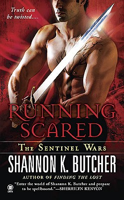 Running Scared: The Sentinel Wars Cover Image