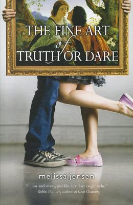 The Fine Art of Truth or Dare Cover