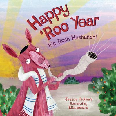 Happy Roo Year: It's Rosh Hashanah Cover Image