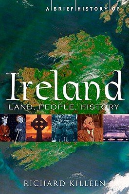 A Brief History of Ireland Cover Image