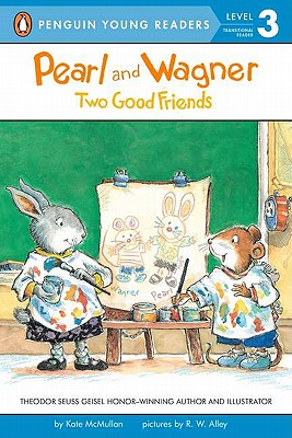 Pearl and Wagner: Two Good Friends (Penguin Young Readers: Level 3) Cover Image