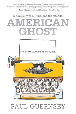 American Ghost Cover Image