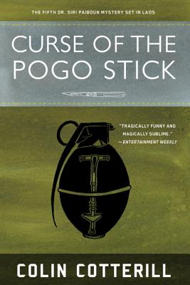 Curse of the Pogo Stick (A Dr. Siri Paiboun Mystery #5) Cover Image