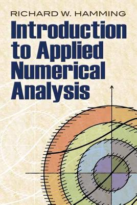 Introduction to Applied Numerical Analysis (Dover Books on Mathematics) Cover Image
