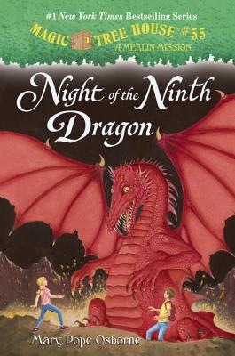 Night of the Ninth Dragon (Magic Tree House (R) Merlin Mission #55) Cover Image