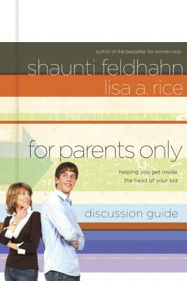 For Parents Only: Discussion Guide Cover Image