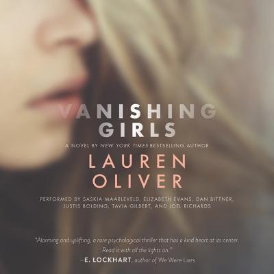 Cover for Vanishing Girls Lib/E