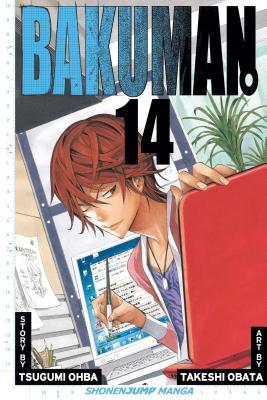 Bakuman, Volume 14 Cover
