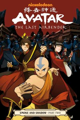 Avatar: The Last Airbender - Smoke and Shadow Part Two Cover Image
