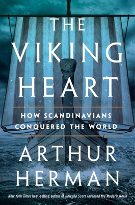 Cover for The Viking Heart