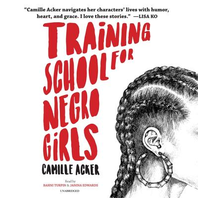 Training School for Negro Girls Cover Image