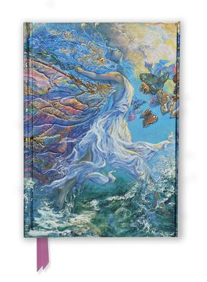 Josephine Wall: Joie de Vivre (Foiled Journal) (Flame Tree Notebooks #46) Cover Image