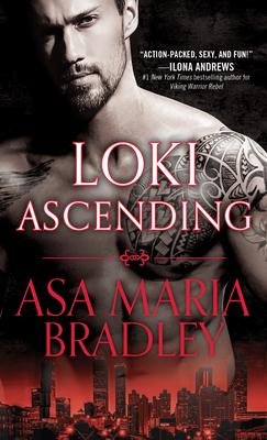 Cover for Loki Ascending (Viking Warriors #3)
