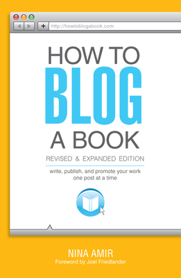 How to Blog a Book Cover