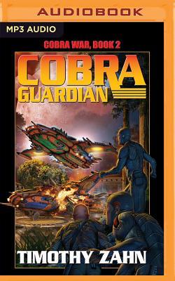 Cover for Cobra Guardian (Cobra War #2)