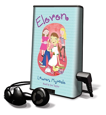 Eleven [With Earbuds] (Playaway Children) Cover Image