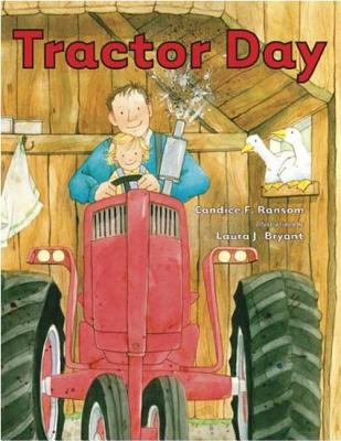Tractor Day Cover