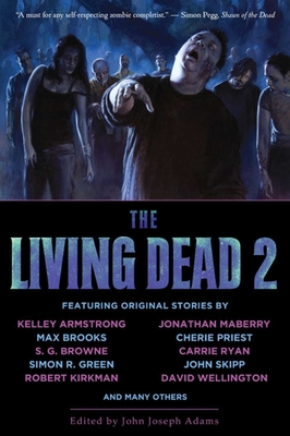 The Living Dead 2 Cover