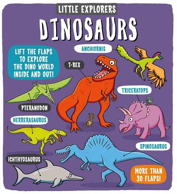 Little Explorers: Dinosaurs Cover Image