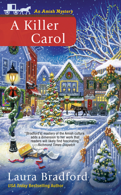 A Killer Carol (An Amish Mystery #7) Cover Image