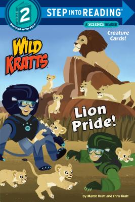Lion Pride (Wild Kratts) (Step into Reading) Cover Image