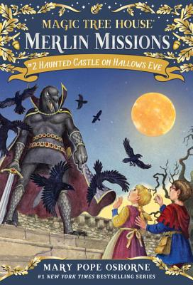 Haunted Castle on Hallows Eve (Magic Tree House (R) Merlin Mission #2) Cover Image