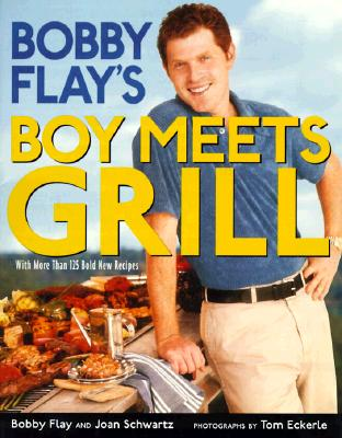 Bobby Flay's Boy Meets Grill Cover