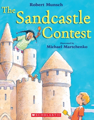 The Sandcastle Contest Cover Image