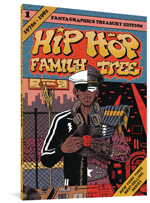 Hip Hop Family Tree Book 1 Cover
