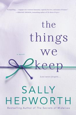 The Things We Keep: A Novel Cover Image
