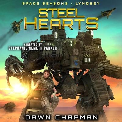 Steel Hearts Lib/E: Lyndsey Cover Image