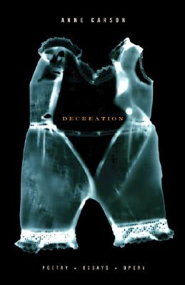 Decreation Cover