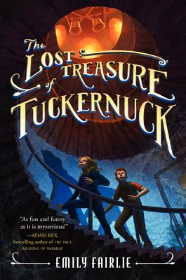 The Lost Treasure of Tuckernuck (Tuckernuck Mysteries) Cover Image
