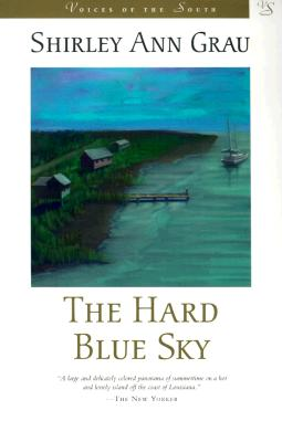 The Hard Blue Sky Cover Image