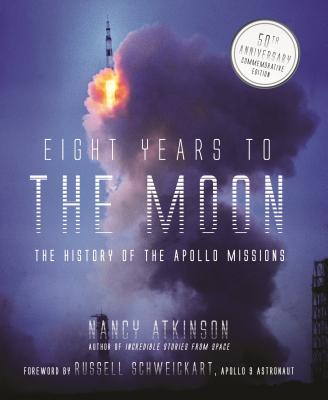 Cover for Eight Years to the Moon
