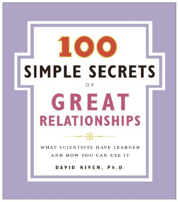 100 Simple Secrets of Great Relationships Cover