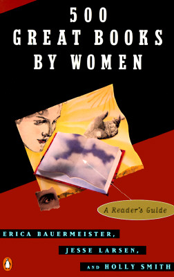 500 Great Books by Women Cover
